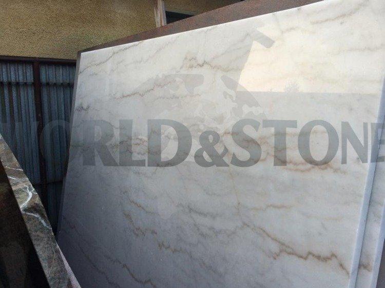 Wspaniały Guangxi White - Blaty marmurowe | Blaty z kamienia | World&Stone CU45