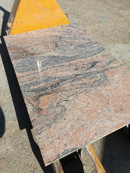 Wspaniały Juparana płytki granitowe polerowane | Płytki kamienne \ Płytki AJ24