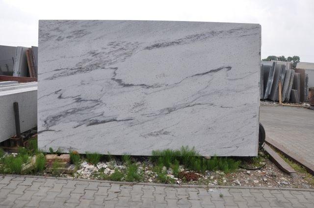 Młodzieńczy Thunder White - Blaty granitowe | Blaty z kamienia | World&Stone DG88