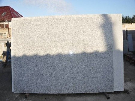Bianco Crystal G603 S - Parapet granitowy